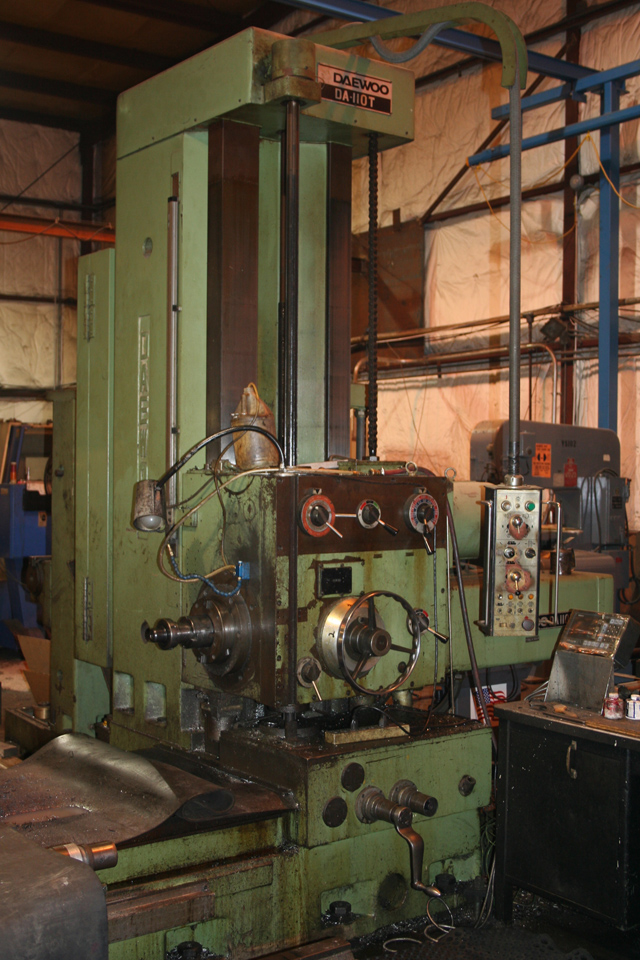 equipment 07 bore press large